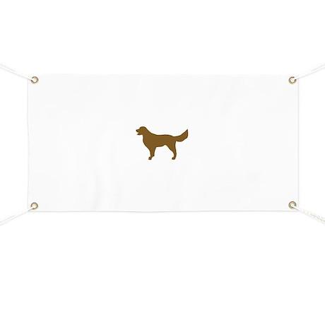 Golden Retriever - Dog Banner