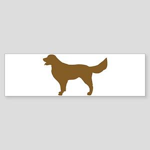 Golden Retriever - Dog Bumper Sticker