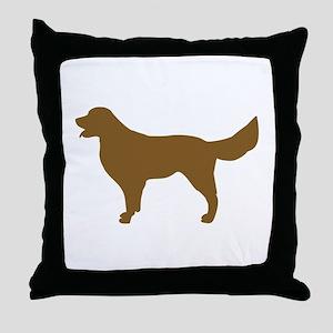 Golden Retriever - Dog Throw Pillow