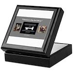 Bastille Key Keepsake Box