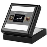 Bastille Key Keepsake Box