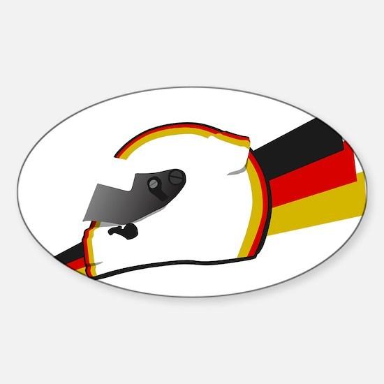 Sebastian Vettel Helmet Decal