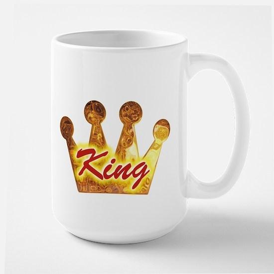 The King Large Mug