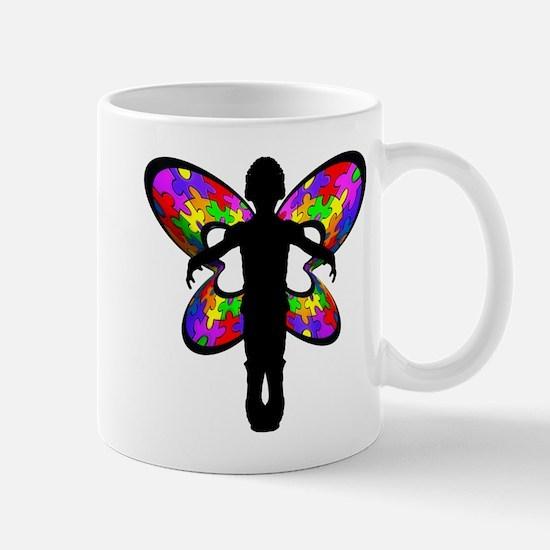 Autistic Butterfly Mug