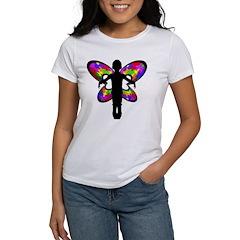 Autistic Butterfly Women's T-Shirt