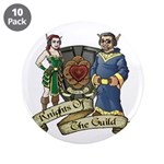 """Knights of the Guild 3.5"""" Button (10 pack)"""