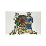 Knights of the Guild Rectangle Magnet (100 pack)