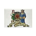 Knights of the Guild Rectangle Magnet