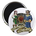 """Knights of the Guild 2.25"""" Magnet (10 pack)"""