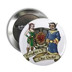 """Knights of the Guild 2.25"""" Button"""