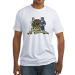 Knights of the Guild Fitted T-Shirt