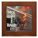 Dick Twang Band Just The Hits Art Framed Tile