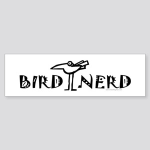 Birding, Ornithology Sticker (Bumper)