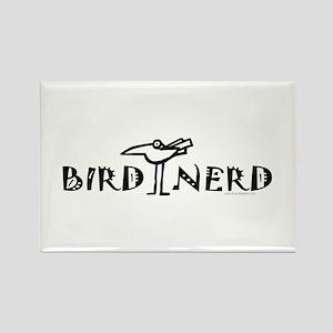 Birding, Ornithology Rectangle Magnet