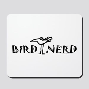 Birding, Ornithology Mousepad
