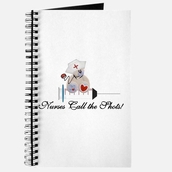 Nurses Call the Shots Journal