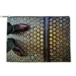Vault Lighted Nyc Sidewalk Toiletry Makeup Bag