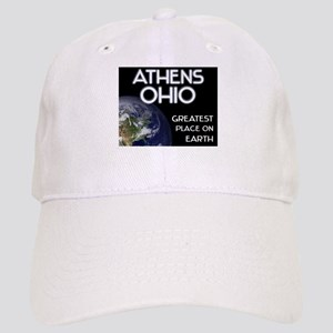 athens ohio - greatest place on earth Cap