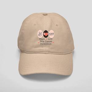 Peace Love SPF Cap