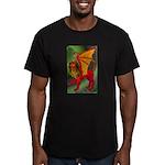 Regal Manticore Men's Fitted T-Shirt (dark)