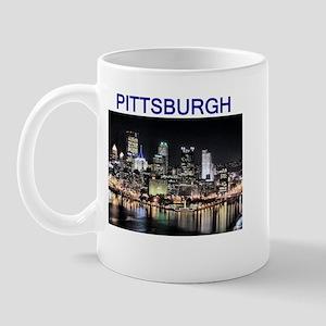 pittsburg gifts and t-shirts Mug