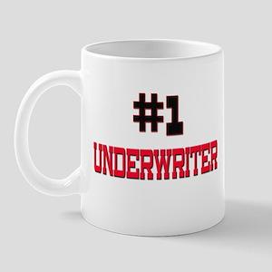Number 1 UNDERWRITER Mug