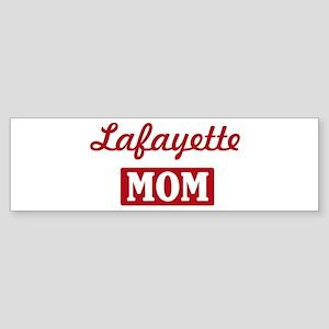 Lafayette Mom Bumper Sticker