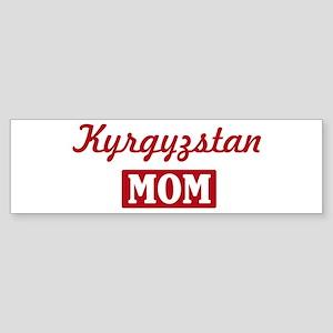 Kyrgyzstan Mom Bumper Sticker
