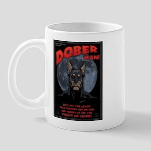 Dober Man! Mug