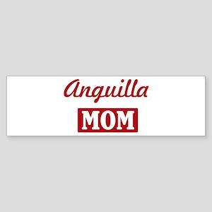Anguilla Mom Bumper Sticker