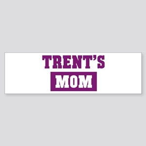 Trents Mom Bumper Sticker