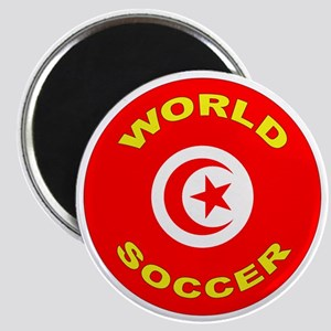 Tunisia World Cup 2006 Soccer Magnet