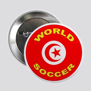 Tunisia World Cup 2006 Soccer Button