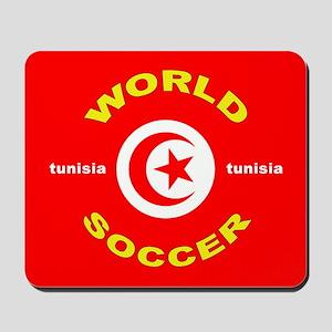 Tunisia World Cup 2006 Soccer Mousepad