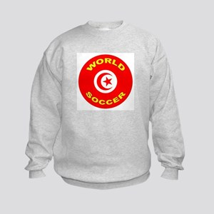 Tunisia World Cup 2006 Soccer Kids Sweatshirt