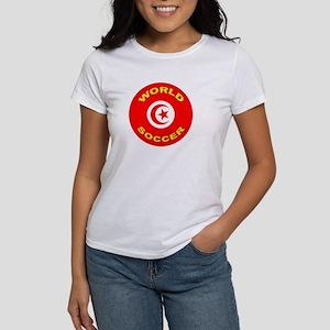 Tunisia World Cup 2006 Soccer Women's T-Shirt