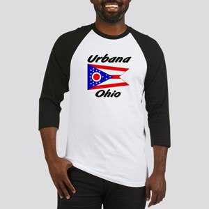 Urbana Ohio Baseball Jersey