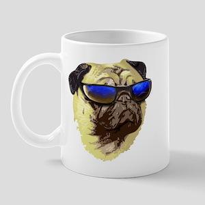 Cool Pug Mug