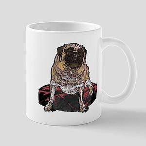Senior Pug Mug