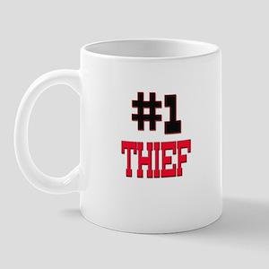 Number 1 THIEF Mug