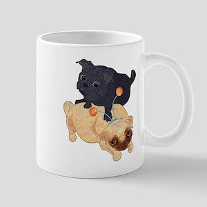 Deelybopper Pugs Mug