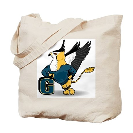 G For Griffin Tote Bag