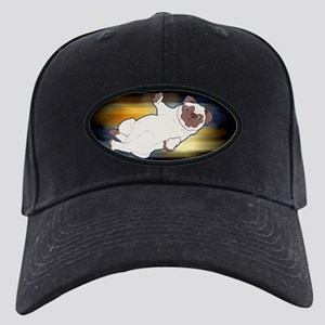 Snug Pug Black Cap