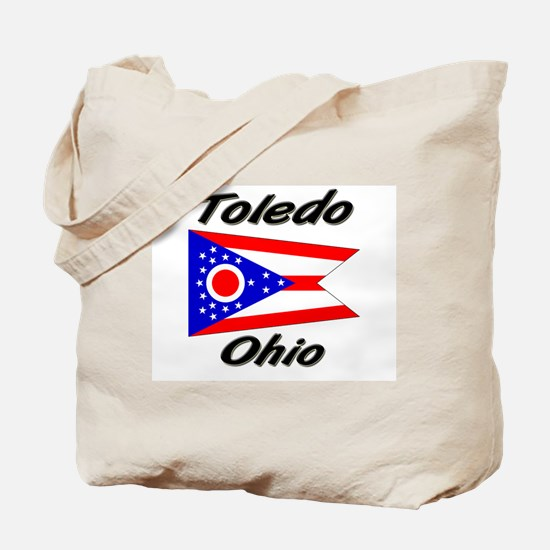 Toledo Ohio Tote Bag