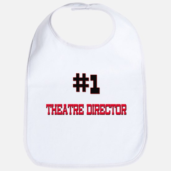 Number 1 THEATRE DIRECTOR Bib