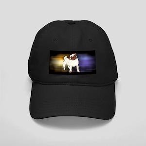 Pug Moment Black Cap