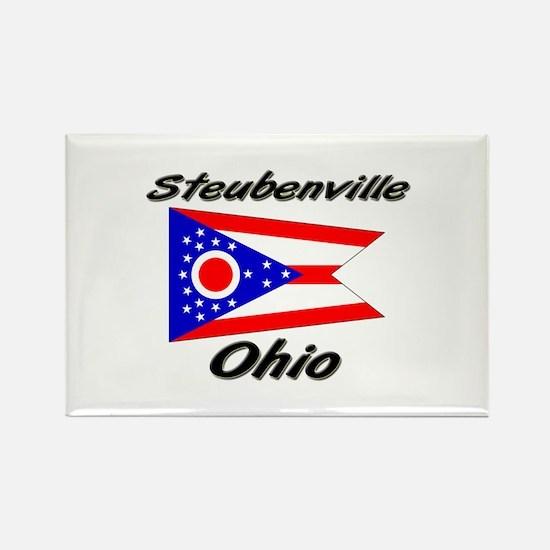Stow Ohio Rectangle Magnet