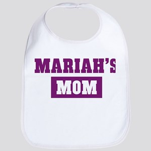 Mariahs Mom Bib