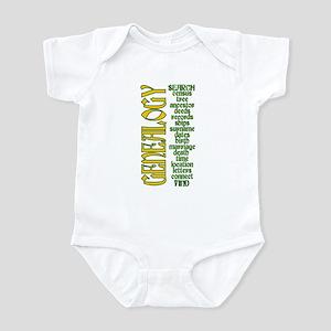 Genealogy List Infant Bodysuit