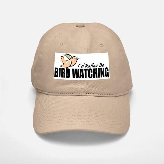 Bird Watching Baseball Baseball Cap